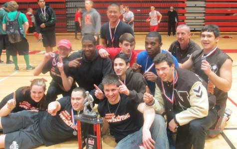 Power Lifting wins State Champion
