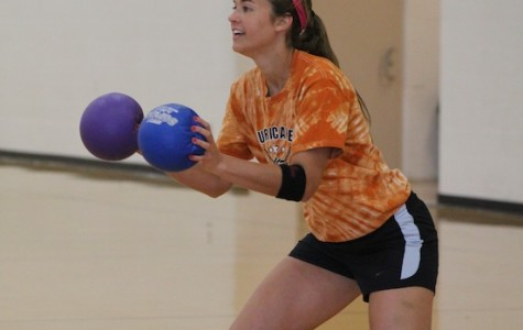 Dodgeball 2014 fun for all.