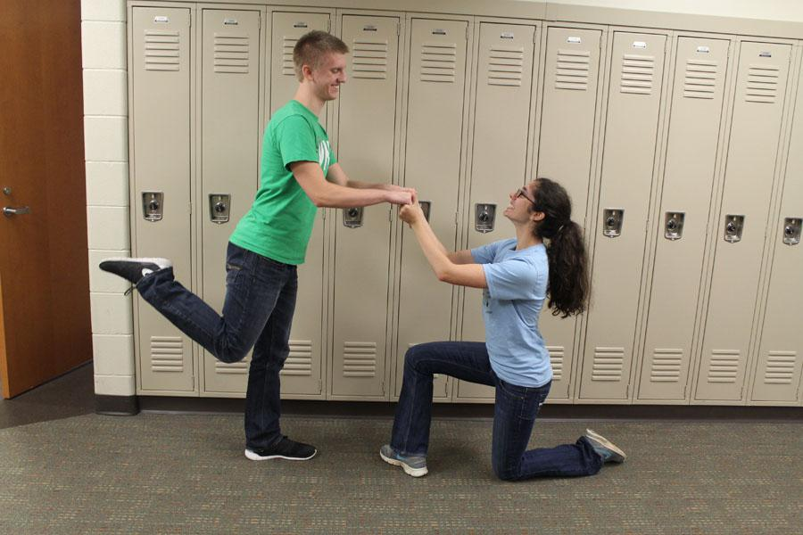 It's not just Sadies anymore: girls asking guys to dances