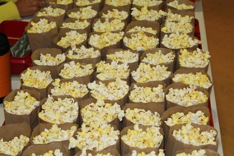 Poppin' for popcorn: Buttering up the facts about this delicious snack