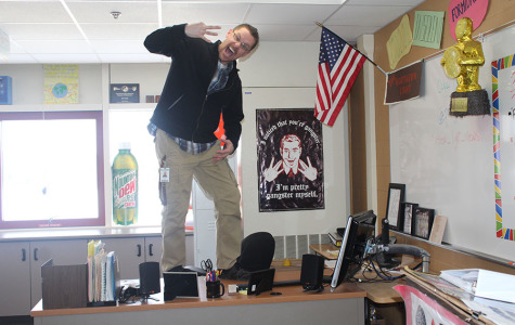 Mr. Neal steps into a new position