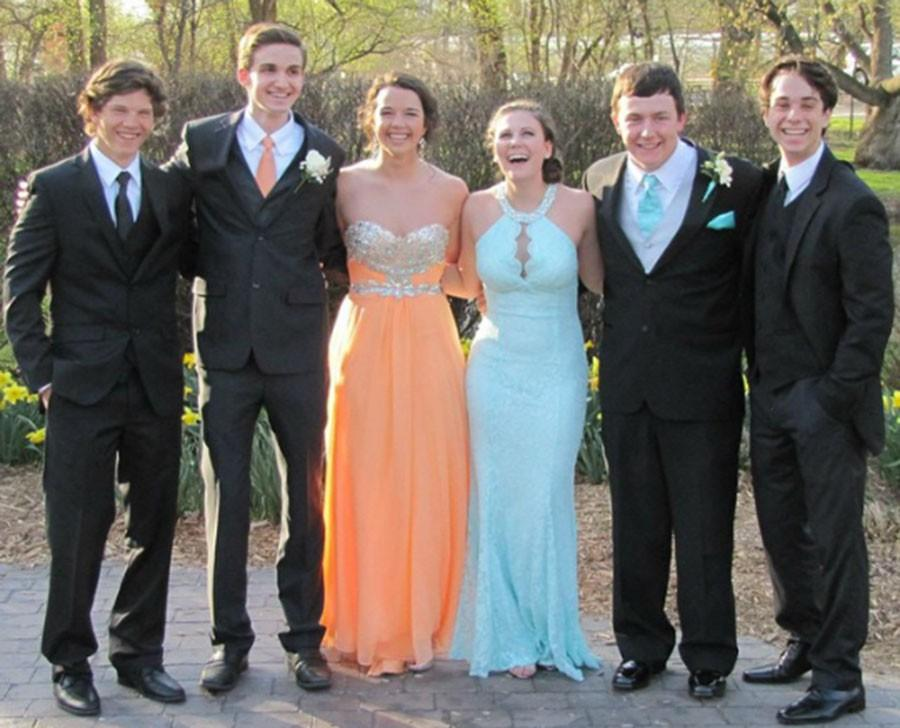 Spring into prom with stress