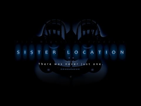 Teaser for the new Sister Location game