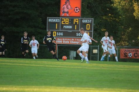 A true showing of dominance: Men's soccer team playing phenomenally as playoffs approach