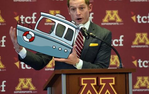 Rowing the boat away: Coach Fleck leaves WMU