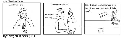 Comic Strip: Edition 2