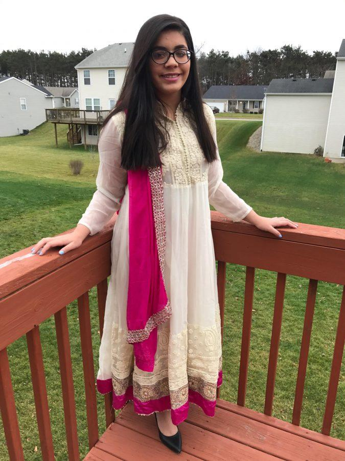 Best of both worlds: Kushi Matharu blends Indian and American culture