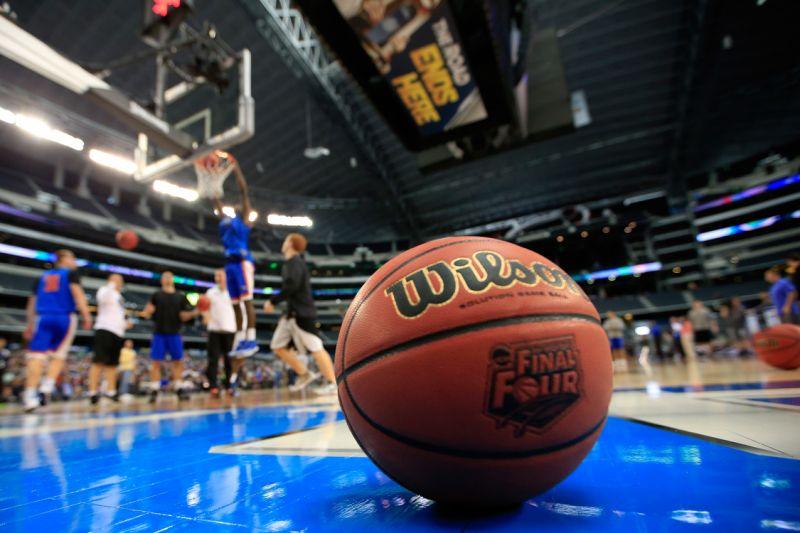 NCAA Tourney: the final four