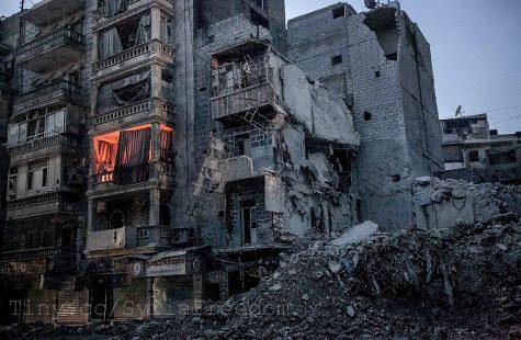 Suicide Bombing in Homs
