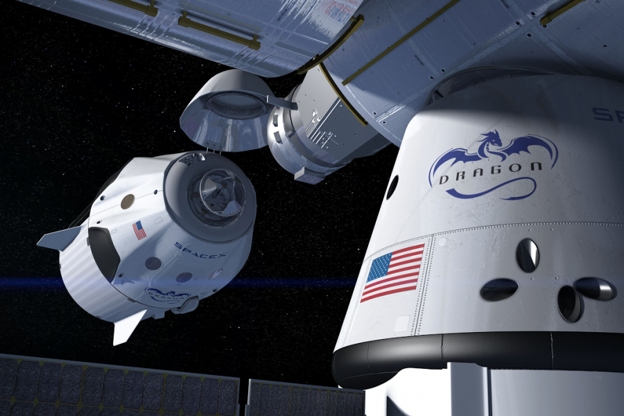 Space-X to send first paying civilians into space