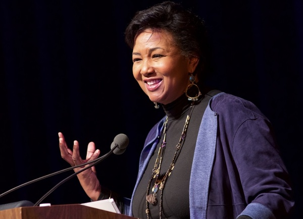 Mae Jemison runs the 100 Year Starship Project, which she says is a global initiative to ensure the capability for interstellar human space flight.