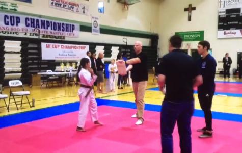 No longer living in fear: freedom through Taekwondo