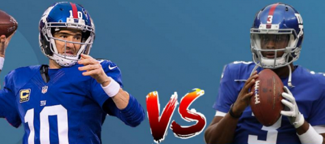 Eli vs Geno: a look at the Giants' quarterback controversy