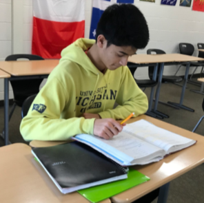 Procrastination plagues KAMSC student Arjav Patel
