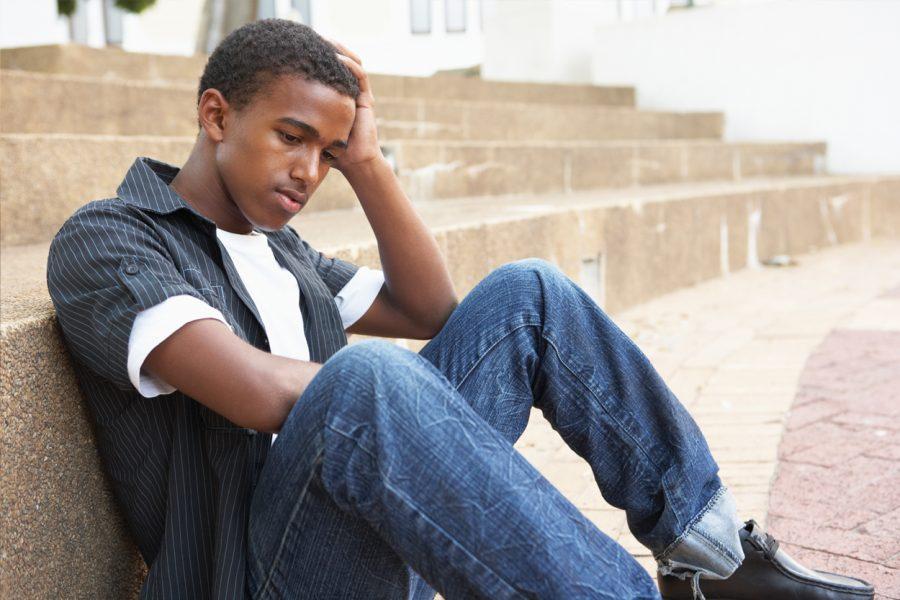 The stigma surrounding depression in minority communities