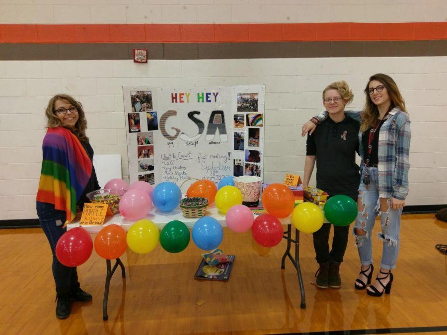 GSA helps PN embrace diversity