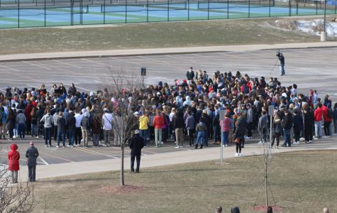 UPDATE: Students participate in the National Walkout for school safety