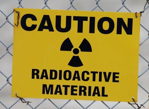 Radioactive waste posts real dangers