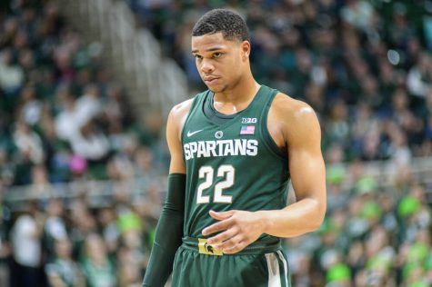 STARTING FIVE: Michigan State