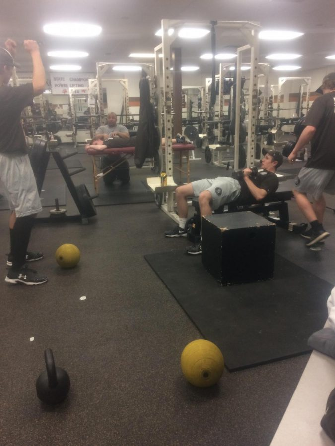 Athletes transition to spring sports