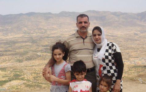 Rawan Alsaedi contemplates going home to a war zone