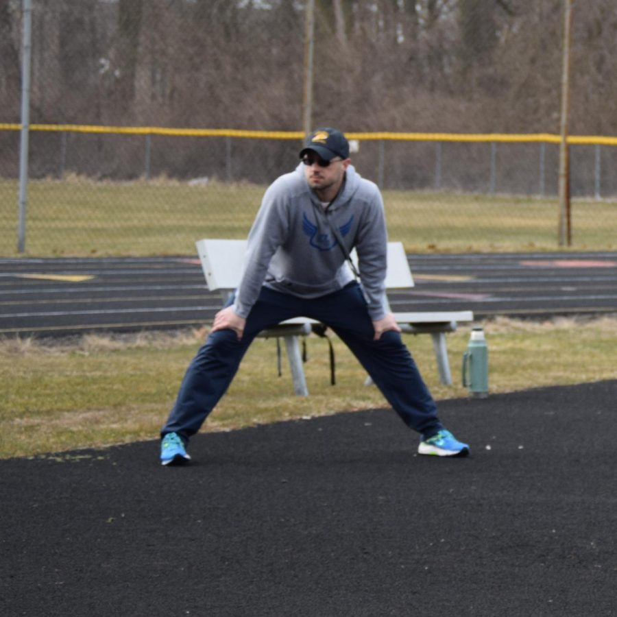 PNXC welcomes new coach James Young