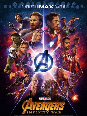 Avengers Infinity War: a wild ride and a brilliant movie