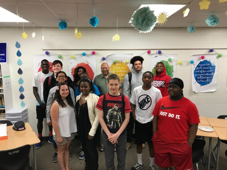 Empowered Club wraps up the year with pancake breakfast