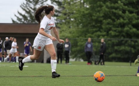 Refuse to Lose: Shawna Sawall's soccer career