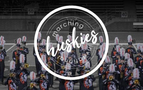 Huskies host first marching band invitational in new stadium