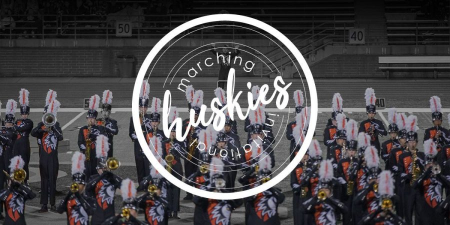 Huskies+host+first+marching+band+invitational+in+new+stadium