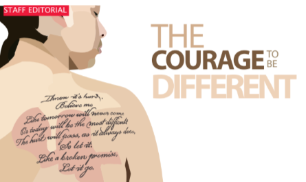 Celebrating the courage to be different