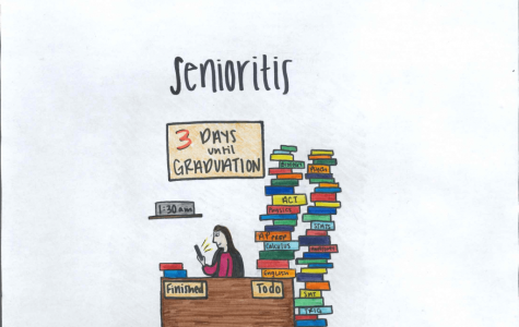Senioritis: a serious epidemic