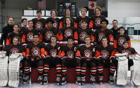 Huskie hockey team approaches playoffs