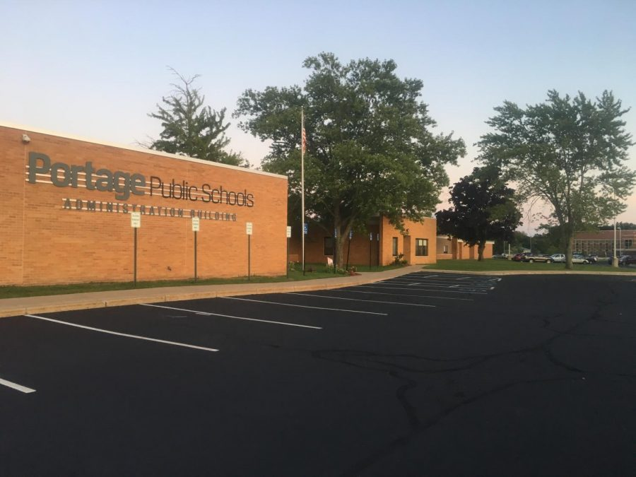"""After over 40 years of offering a center based gifted program in elementary schools, Portage Public Schools has elected to eliminate the E-Squared program. """"E-squared was a program that would became one of the highlights of my educational career,"""" said senior Arjav Patel, who is now a KAMSC student at PNHS."""