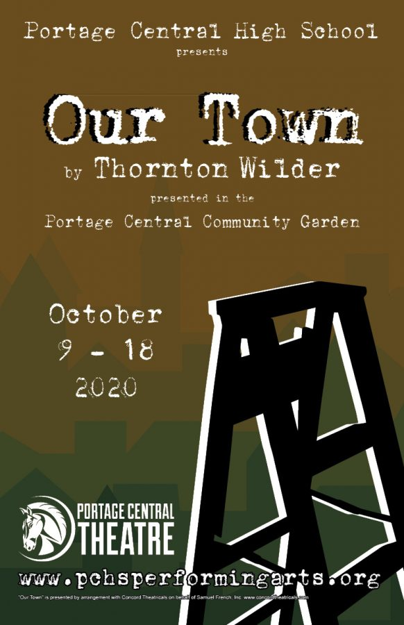 PCHS theater presents Our Town in outdoor venue