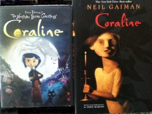 Coraline: how the book became a children's movie
