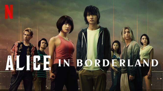 This the Netflix original is a live-action adaptation of the Japanese manga of the same name.