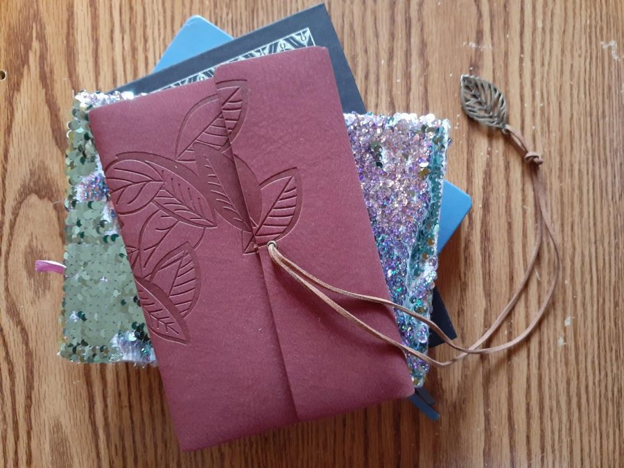Journals can come in many shapes and sizes, and they are as unique as the journaler themselves.
