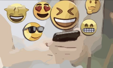 Emojis allow us to express a wider variety of emotions when writing than words alone.